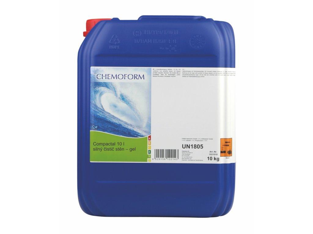 Compactal Gel - 10 kg