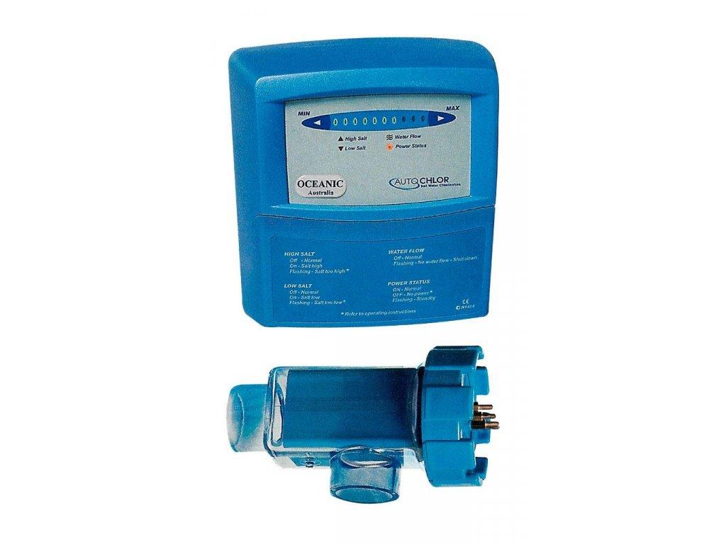 Auto chlor AC20SMC-do 90m3(uvnitř),80m3 (venku),vč. samočistící nádoby
