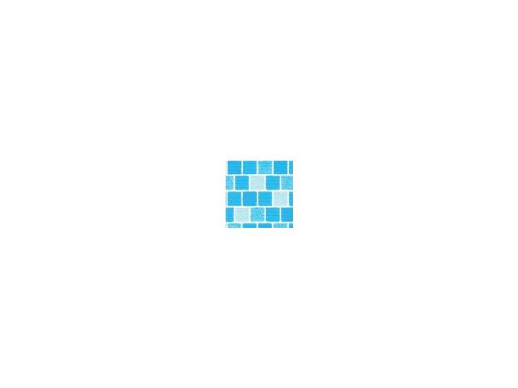 Fólie pro vyvařování bazénů - DLW NGD - mozaika, 2m šíře, 1,5 mm, metráž