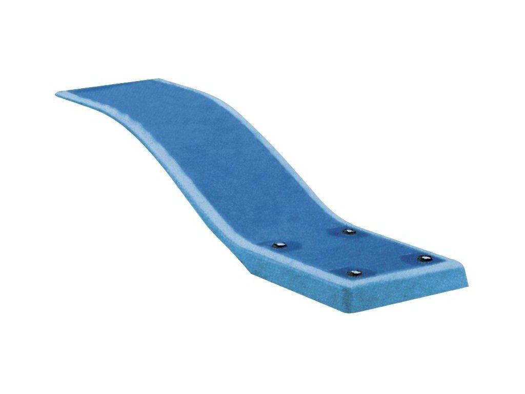 Skákací prkno - 1600mm - modré