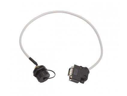 VArio vnitřní propojovací kabel do rozvaděče (0,5m, s plochým a kulatým konektorem)