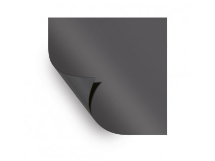 AVfol Master - Antracit; 1,65m šíře, 1,5mm, metráž