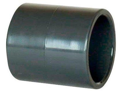 PVC tvarovka - mufna 25 mm