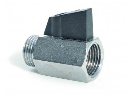 Kulový mosazný ventil 1/2'' in/ex