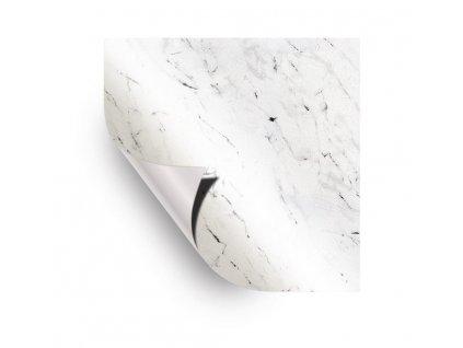 AVfol Relief - 3D White Marmor; 1,65m šíře, 1,6mm, metráž