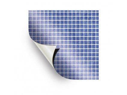AVfol Relief - 3D Mozaika Light Blue; 1,65m šíře, 1,6mm, metráž
