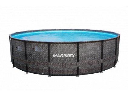 Bazén Florida Premium 4,88x1,22 m RATAN bez přísl.