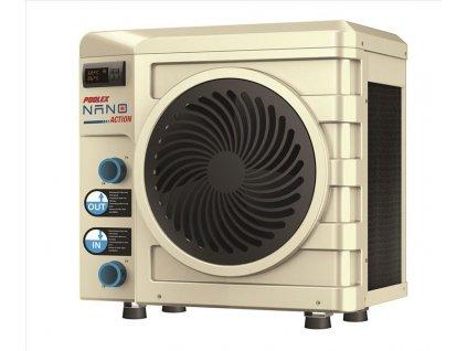 Tepelné čerpadlo Poolex Nano Action R32 (2,8 kW)