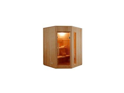 Finská sauna FRANCE SAUNA ZEN 3/4