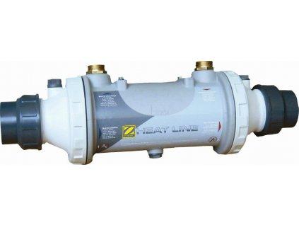 Tepelný výměník ZODIAC HEAT LINE; Titan 20 kW, zpětný ventil součástí