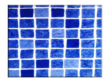 ALKORPLAN 3K Protiskluz - Persia Blue; 1,65m šíře, 1,5mm, metráž