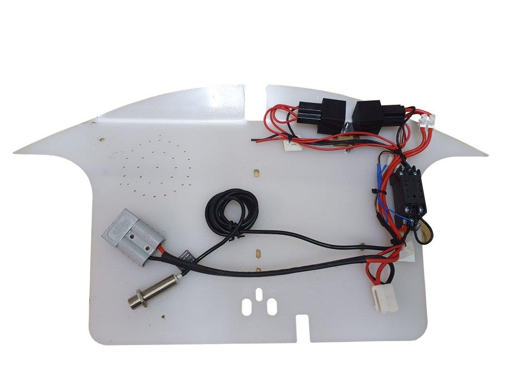 panel magnetic