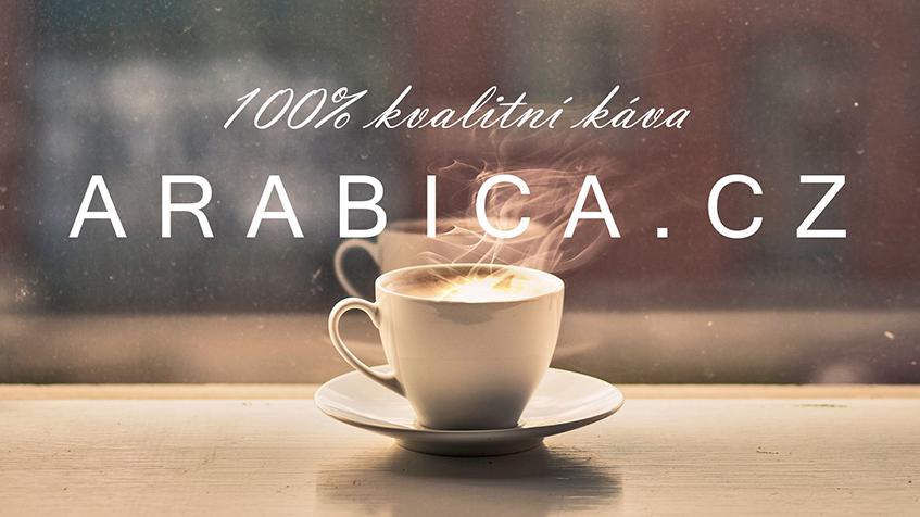 Vítejte na stránkách arabica.cz