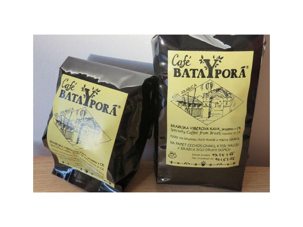 Café Bataypora zrnková káva