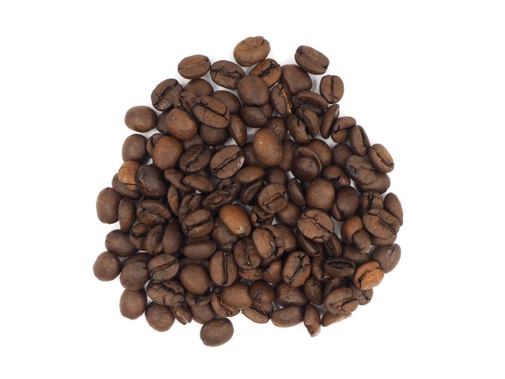 Brasil Santos 100% Arabica 250g zrnková káva