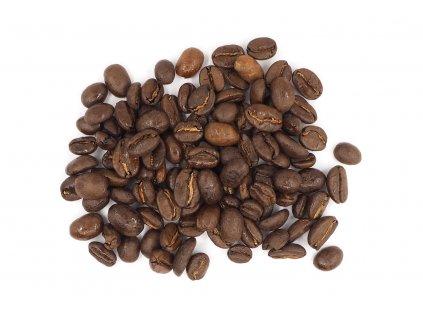 Ethiopia Organic 100% Arabica zrnková bio káva