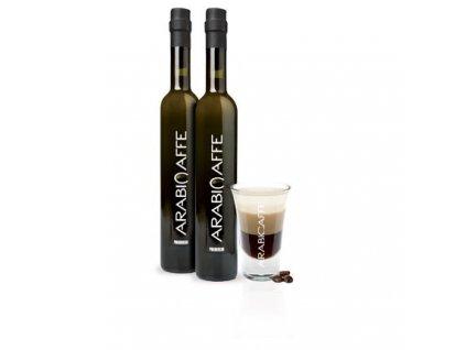 Kávový likér Panna Nera