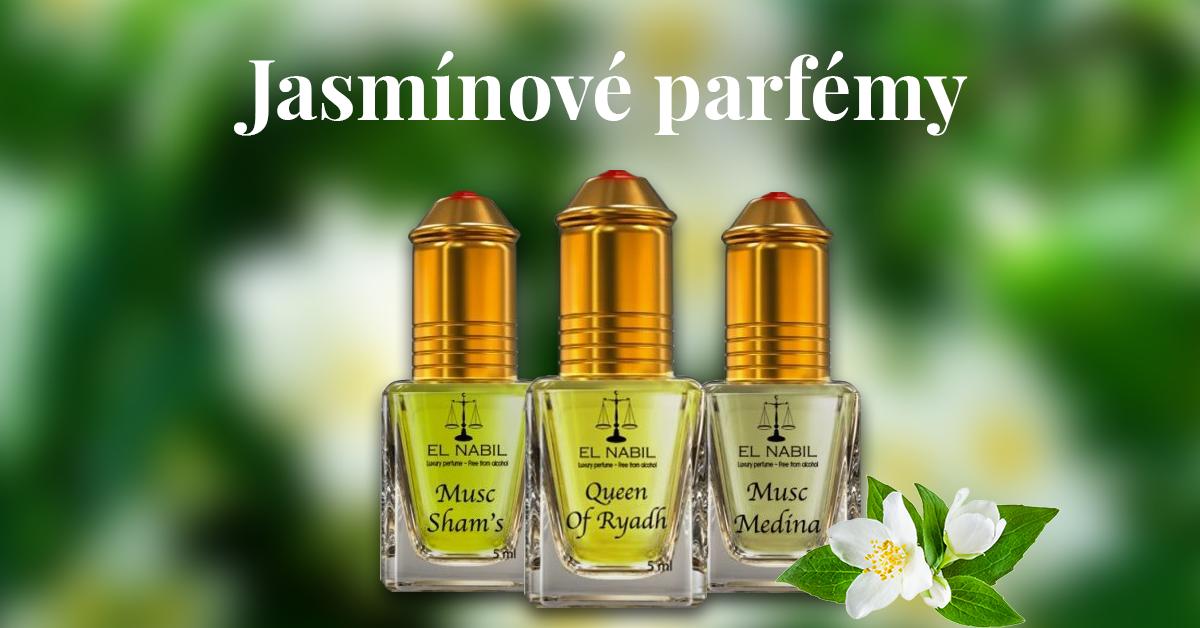 Jasmínové parfémy pro ženy