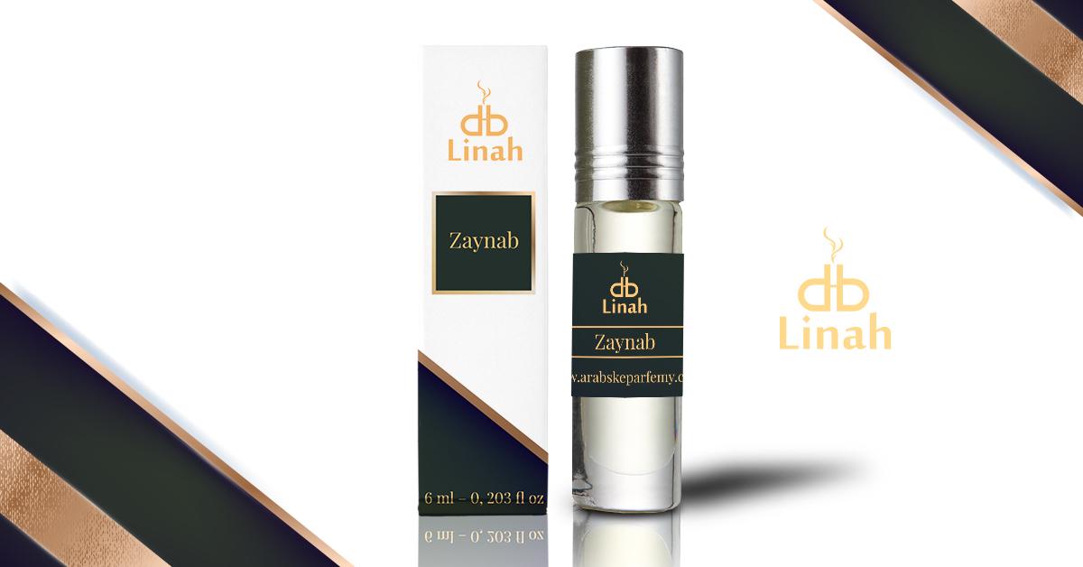 Zaynab - květinovo-aldehydová vůně pro ženy