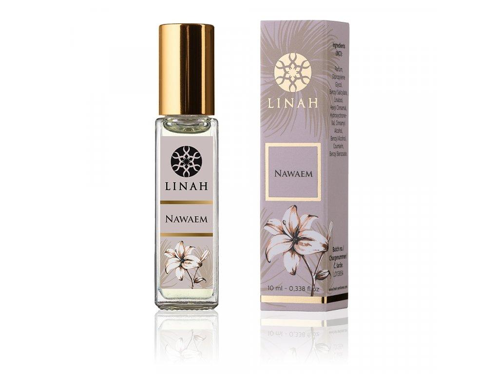 arabské parfémy Nawaem Linah Perfumes