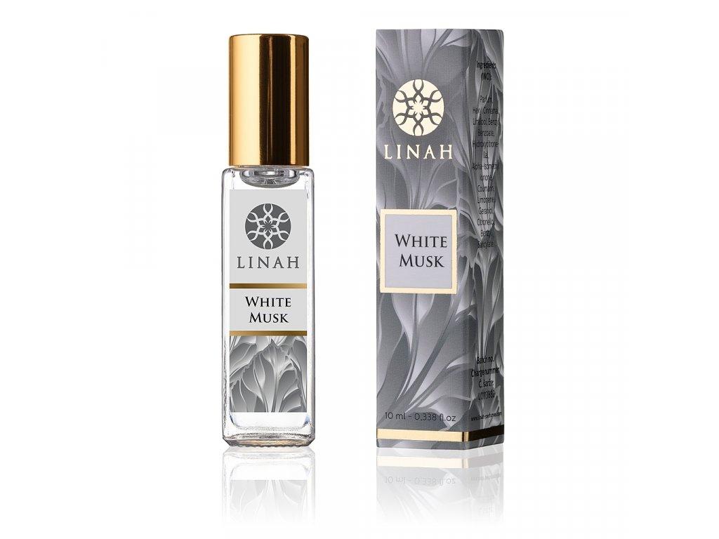 arabské parfémy White Musk Linah Perfumes