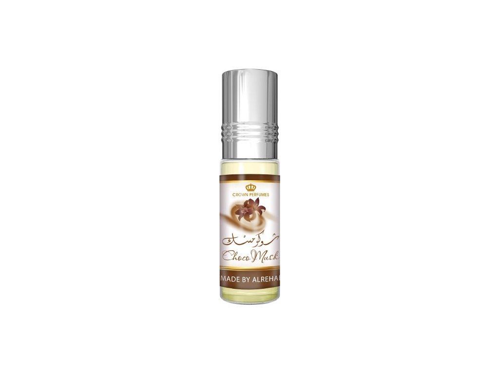 Choco Musk Al Rehab koncentrovaný parfémový olej