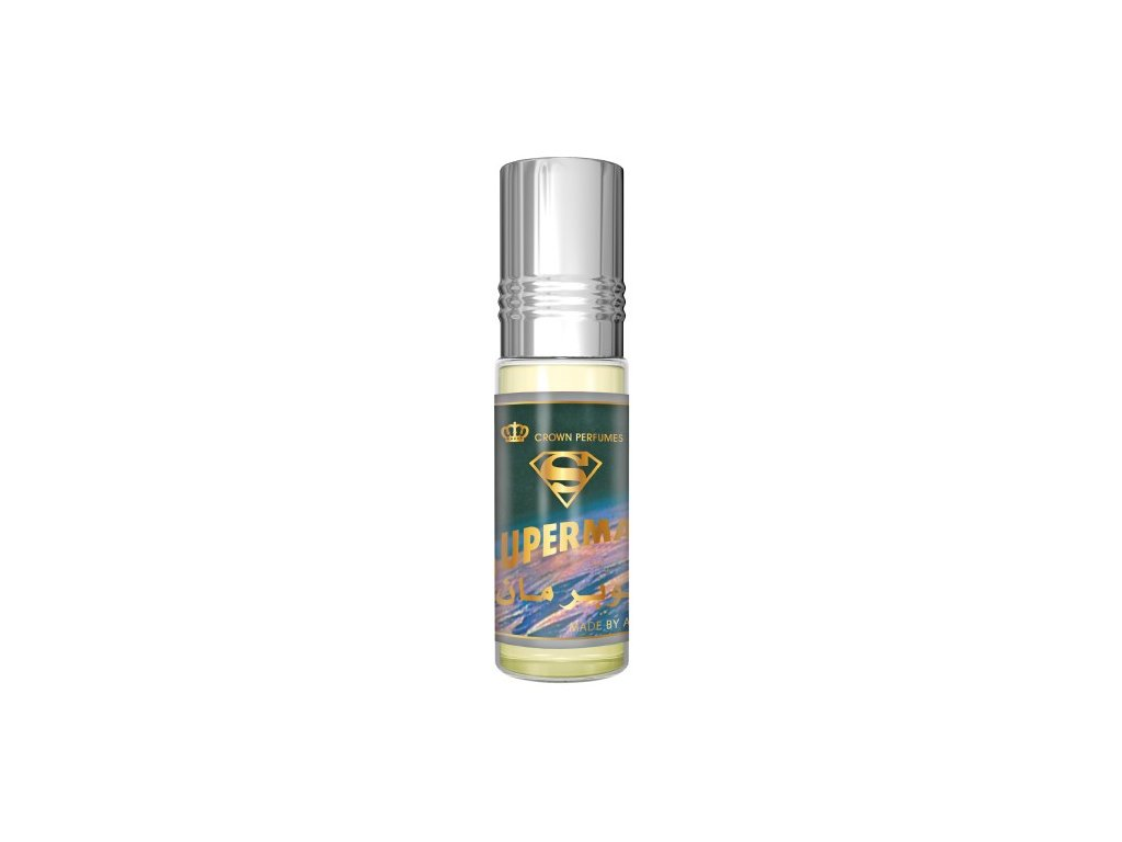Super man Al Rehab arabský parfémový olej
