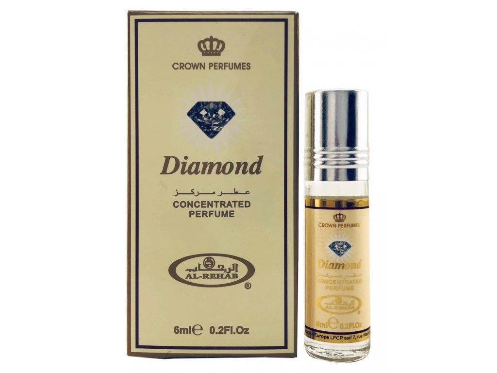 diamond al rehab perfumes parfémový olej