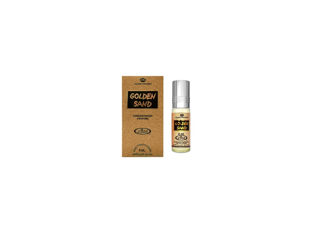 Golden sand al rehab parfémový olej
