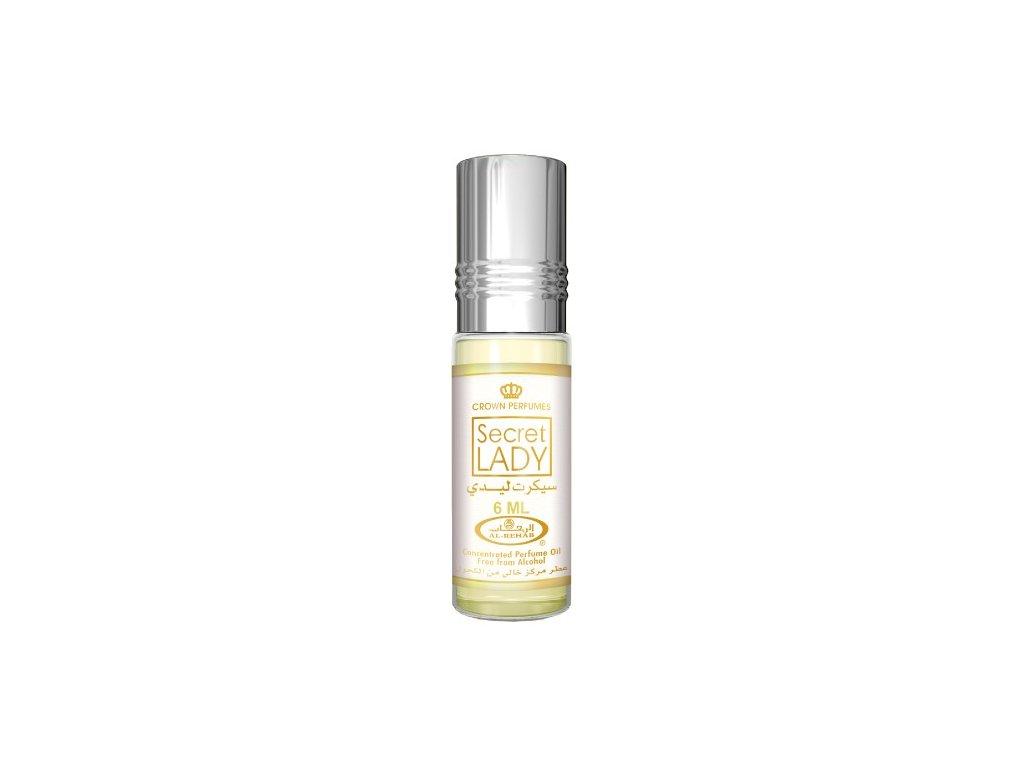 Secret Lady Al Rehab koncentrovaný parfémový olej