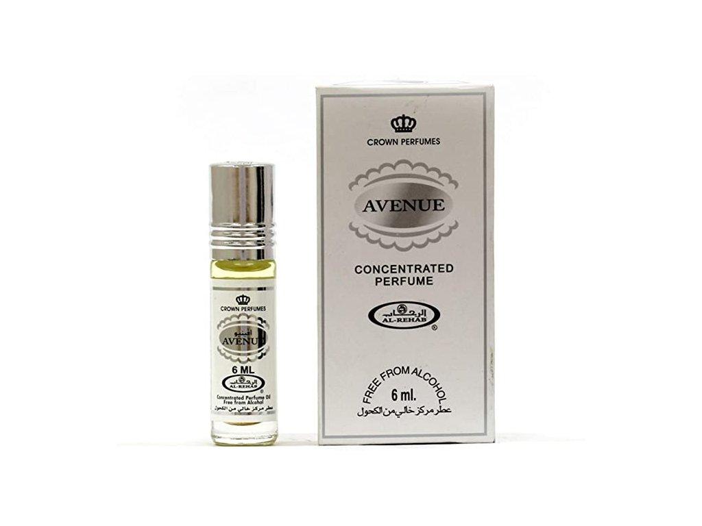avenue al rehab perfumes parfémový olej