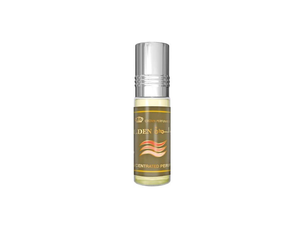 Golden Al Rehab arabský parfémový olej