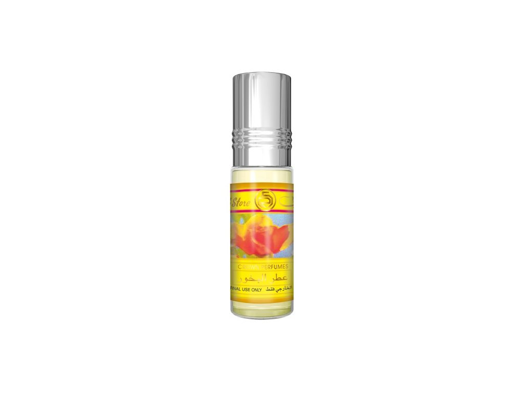 bakhour al rehab parfémový olej arabský