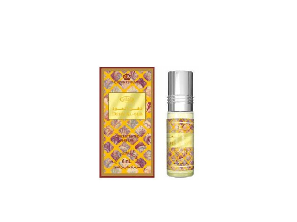 Dehn al Oudh Al Rehab arabský parfémový olej