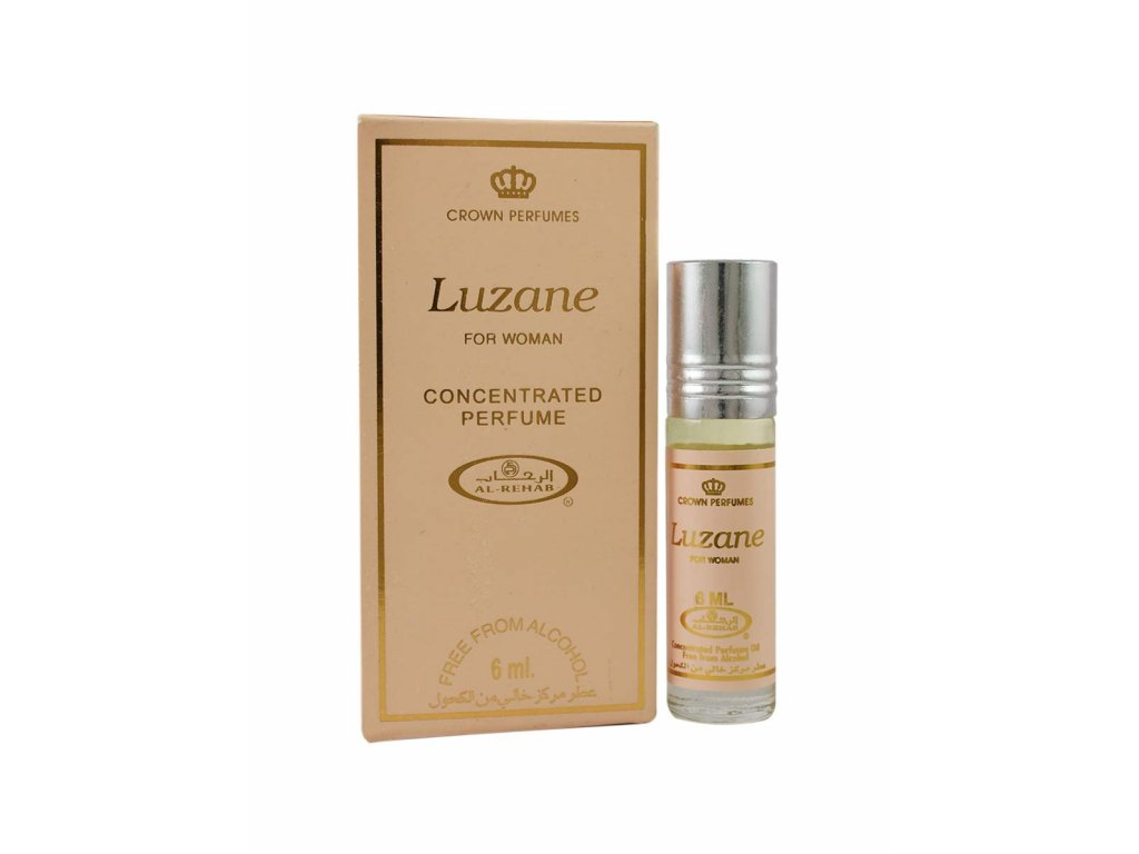 Luzane Al Rehab arabský parfémový olej