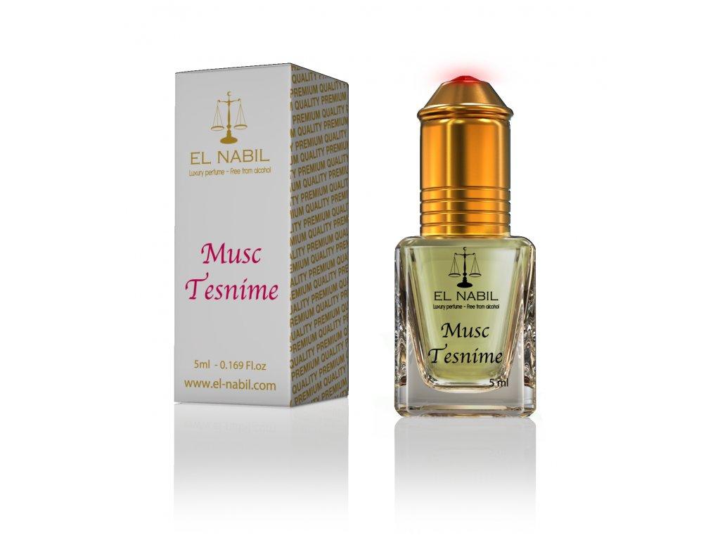 El Nabil - Musc Tesnime - koncentrovaný parfémový olej dámský