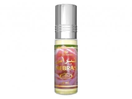 Nebras al rehab parfémový olej arabský