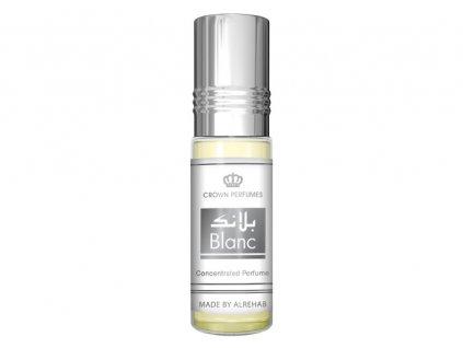 Blanc al rehab arabský parfémový olej