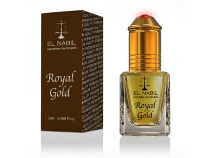 El Nabil - Royal Gold - Parfémový olej - Pro ženy