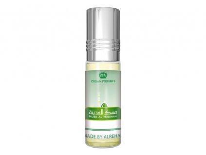 Musk al Madinah Al Rehab arabský parfémový olej