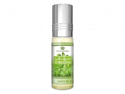 Green Tea Al Rehab arabský parfémový olej