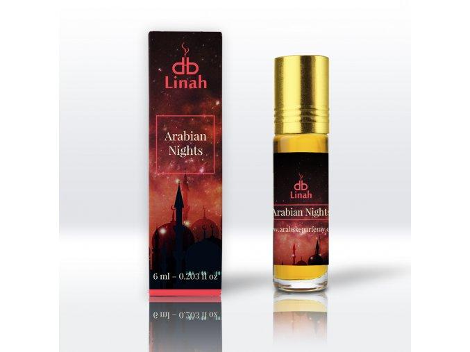 Linah - Arabian Nights -  Parfémový olej