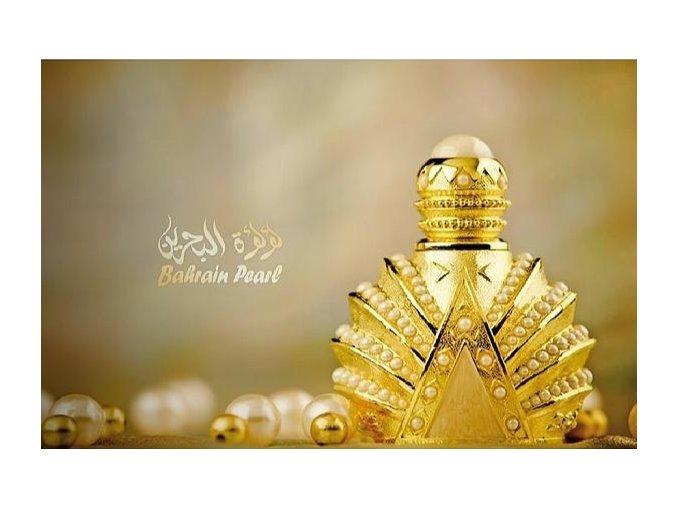 Al Rehab - Bahrain Pearl - Parfémový olej - Dámský