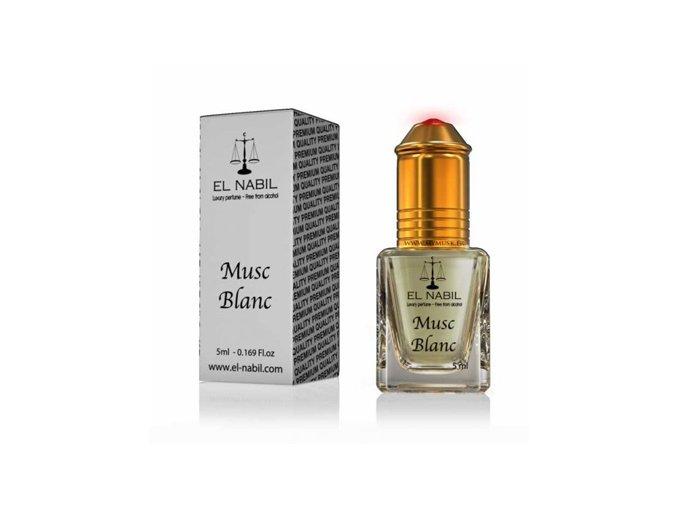 El Nabil - Musc Blanc - Parfémový olej