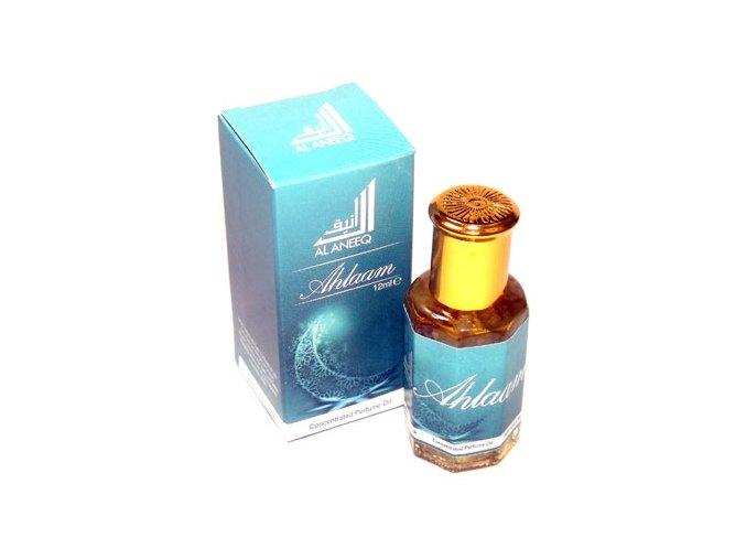 Al Aneeq - Ahlaam -  Parfémový olej koženo-oudový