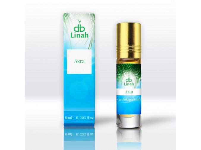 Linah - Azra - Parfémový olej - Dámský