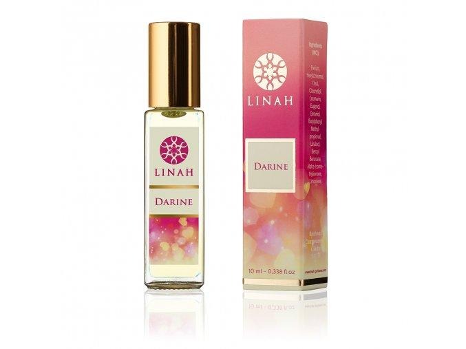 Linah - Darine - Parfémový olej - Dámský