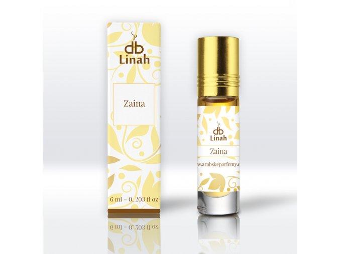 Linah - Zaina - Parfémový olej - Dámský