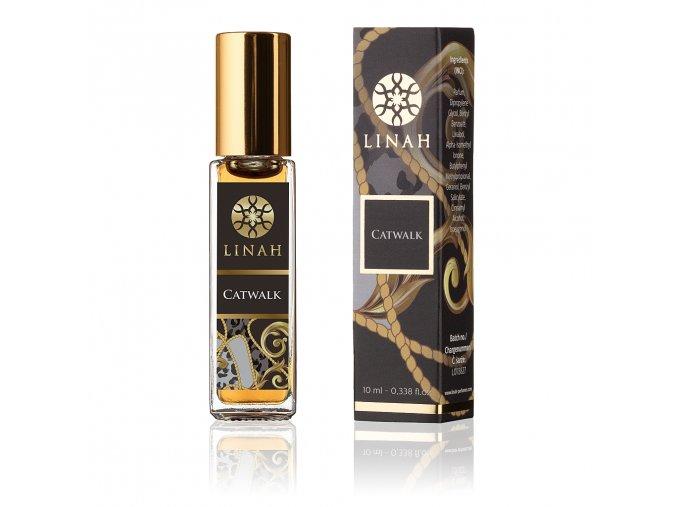 arabské parfémy Catwalk Linah Perfumes
