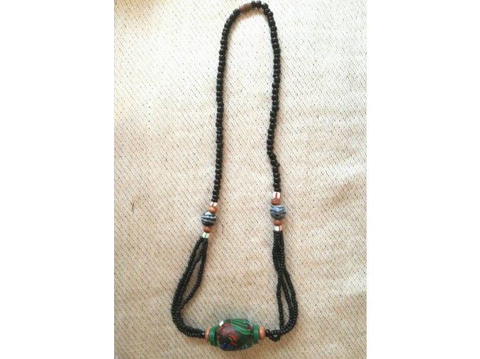 Guelmim - Tuareg náhrdelník T1T